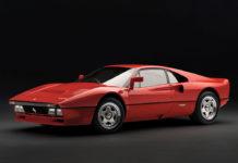 A gorgeous 1985 Ferrari 288 GTO is heading to auction