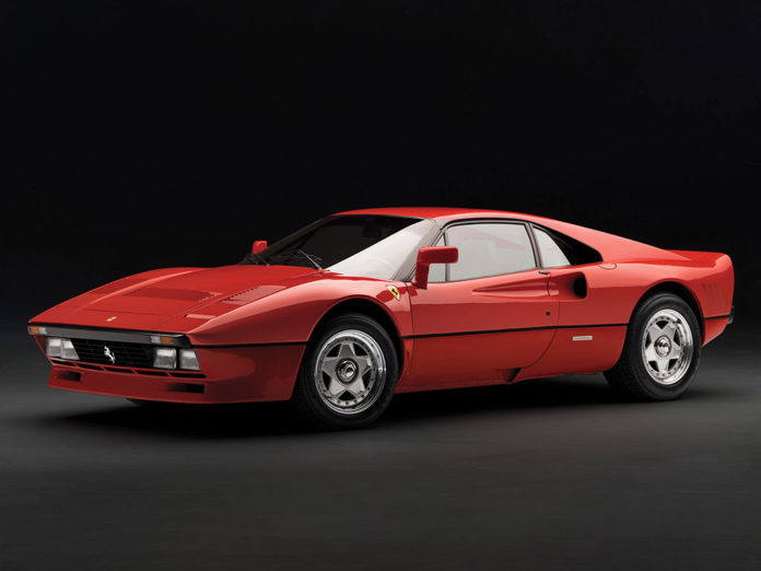 A gorgeous 1985 Ferrari 288 GTO is heading to auction
