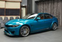 A unique BMW M3
