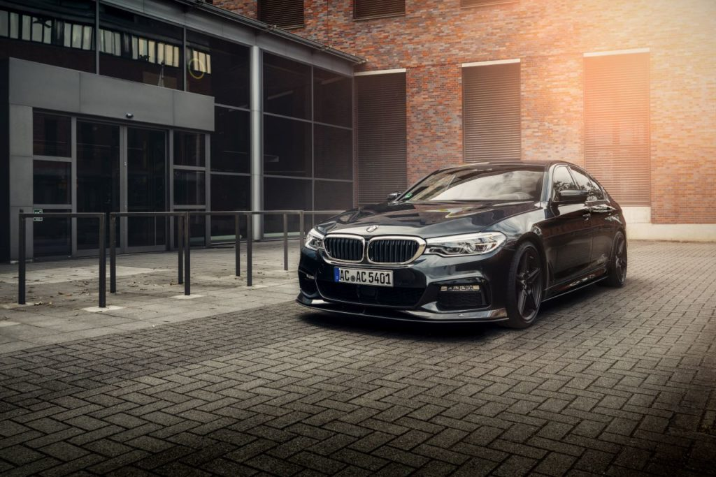 AC Schnitzer presented accessories for the new BMW 5-Series
