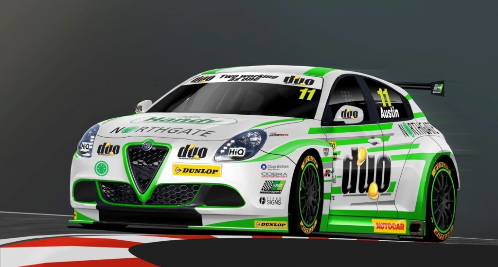 Alfa Romeo is returing to BTCC in 2018 - Vehiclejar Blog
