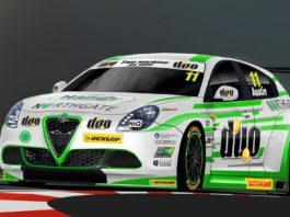 Alfa Romeo is returing to BTCC in 2018