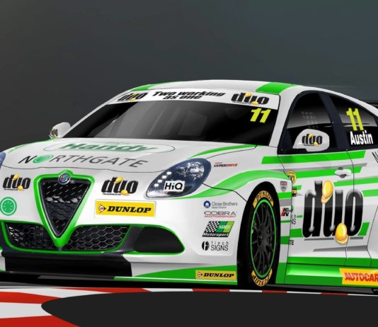 Alfa Romeo is returing to BTCC in 2018