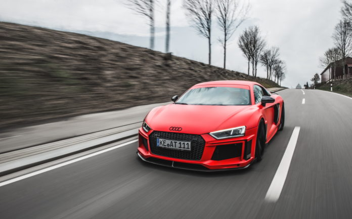 Audi R8 V10 by ABT