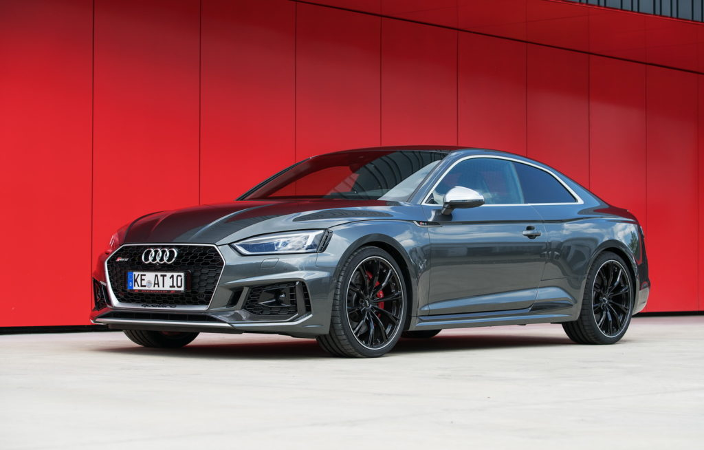 Audi Rs5 By Abt Vehiclejar Blog