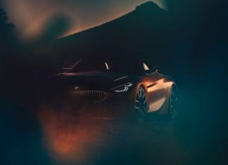 BMW teases the Z4 Concept