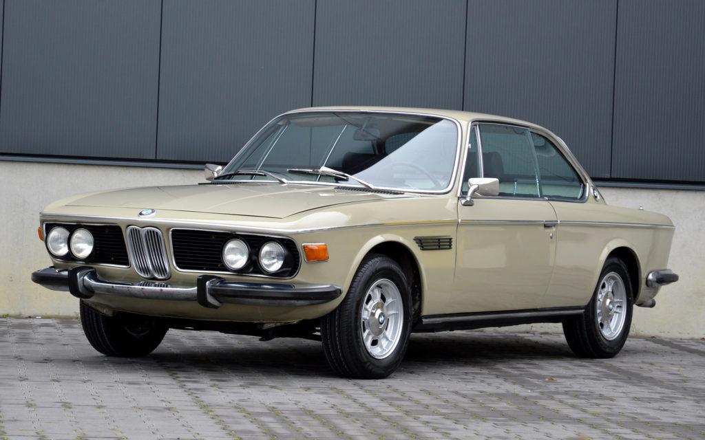 Car Legends BMW 2800 CS