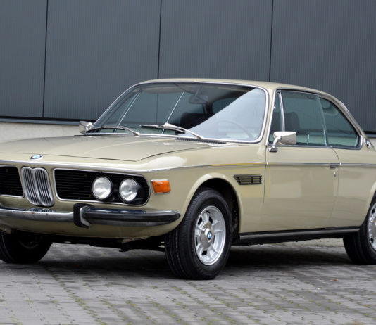 Car Legends BMW 2800 CS