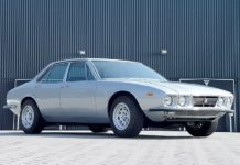 Car Legends De Tomaso Deauville