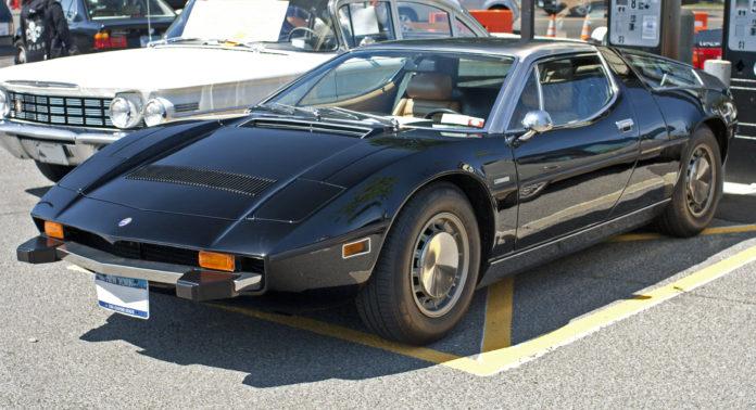 Car legends Maserati Bora