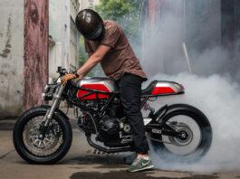 Ducati 900 SS by Birdie Customs