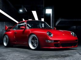 Guntherwerks 400R, a beautifully modified Porsche 911 (993)