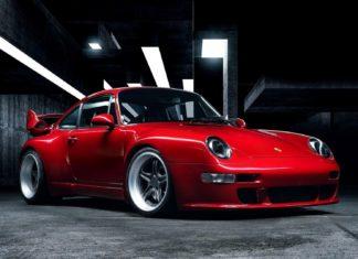 Guntherwerks 400R, a beautifully modified Porsche 911 (993)