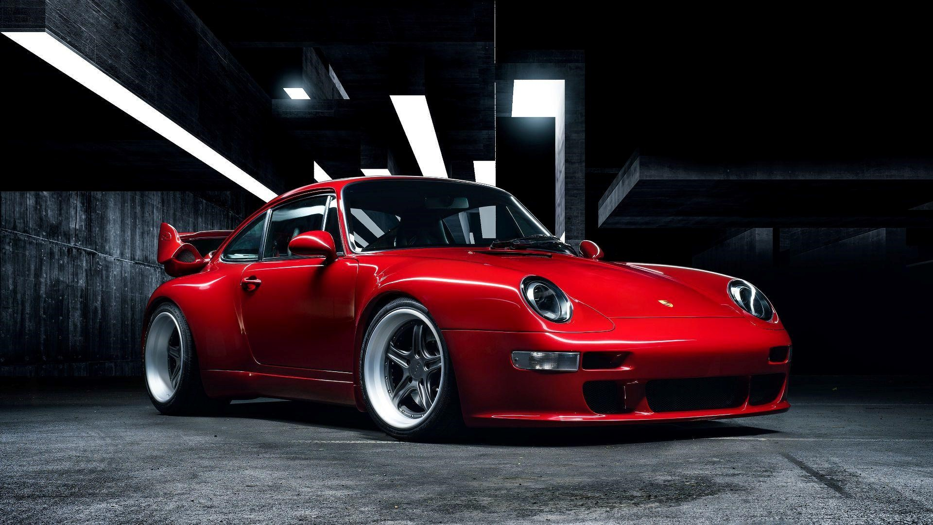 Guntherwerks 400r A Beautifully Modified Porsche 911 993 Vehiclejar Blog