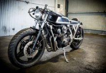 Honda CB900 by Sp9ine