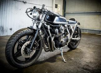 Honda CB900 by Sp9ine