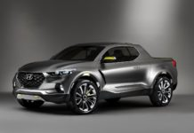 Hyundai confirmed the production of the Santa Cruz Concept