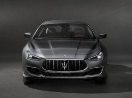 Maserati Ghibli GranLusso