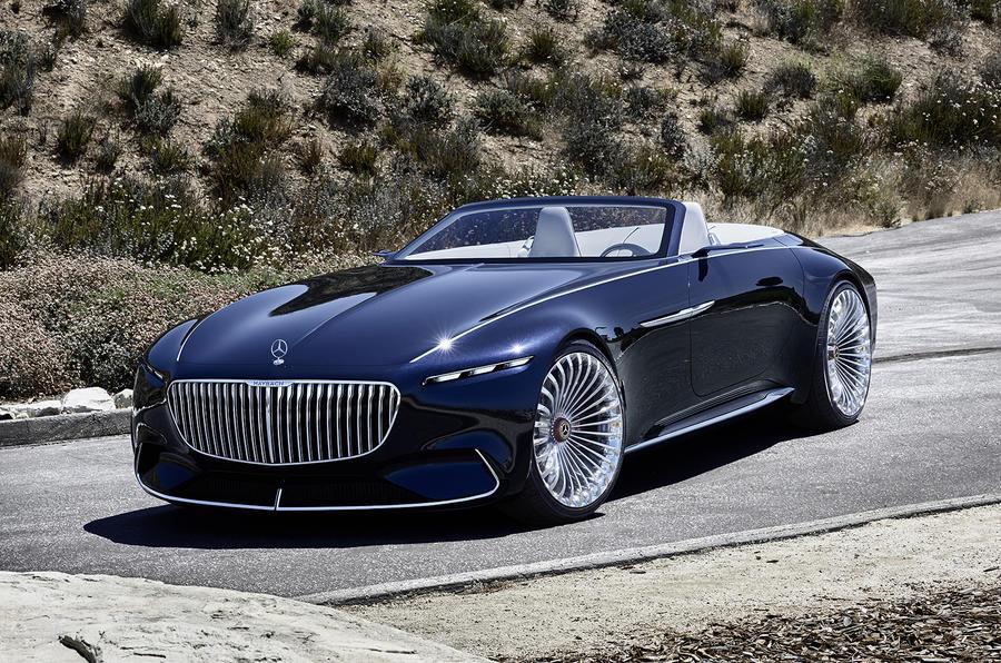 Mercedes maybach 6 cabriolet vehiclejar blog for Mercedes benz drop top