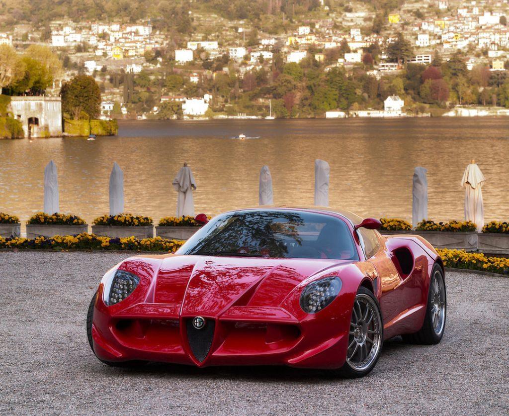 Old Concept Cars Alfa Romeo Diva X