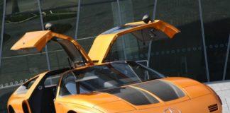 Old Concept cars Mercedes-Benz C111
