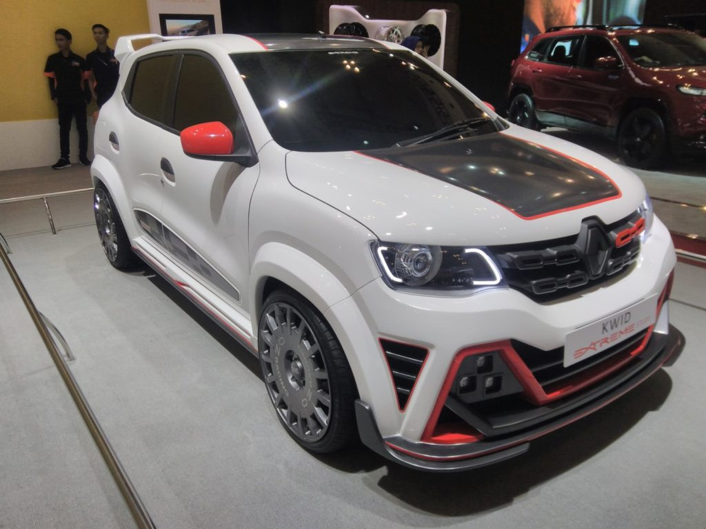 Renault Kwid Extreme Concept