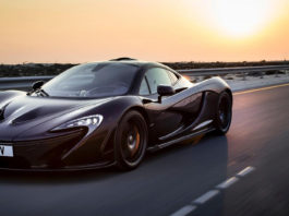 Rumors McLaren is preparing an electric supercar