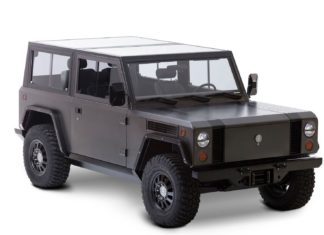 The Bollinger B1 has more than 6,000 pre orders