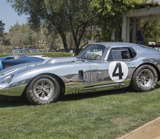 The Shelby Daytona Coupe will head to a limited production