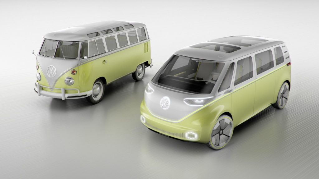 The Volkswagen I.D. Buzz will pass in production