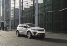 The new Range Rover Evoque will borrow design elements from the Velar
