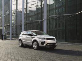 The new Range Rover Evoque will borrow design elements from the Velar