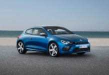 The new Volkswagen Scirocco will be an electric car
