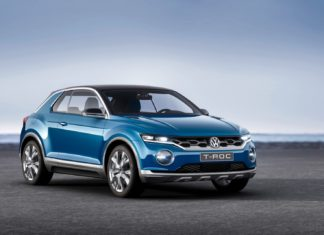 Volkswagen is considering the T-Roc R