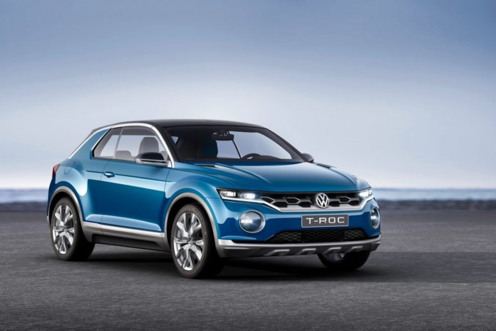 Volkswagen is considering the T-Roc R