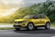 Volkswagen presented officially the T-Roc