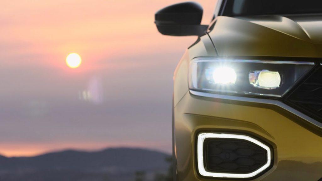 Volkswagen teases the T-Roc