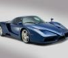 A unique blue Ferrari Enzo is heading to auction (1)