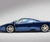A unique blue Ferrari Enzo is heading to auction (2)