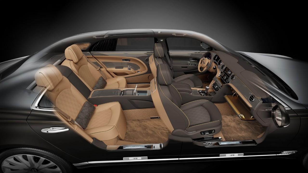 Bentley Mulsanne Hallmark Series (4)