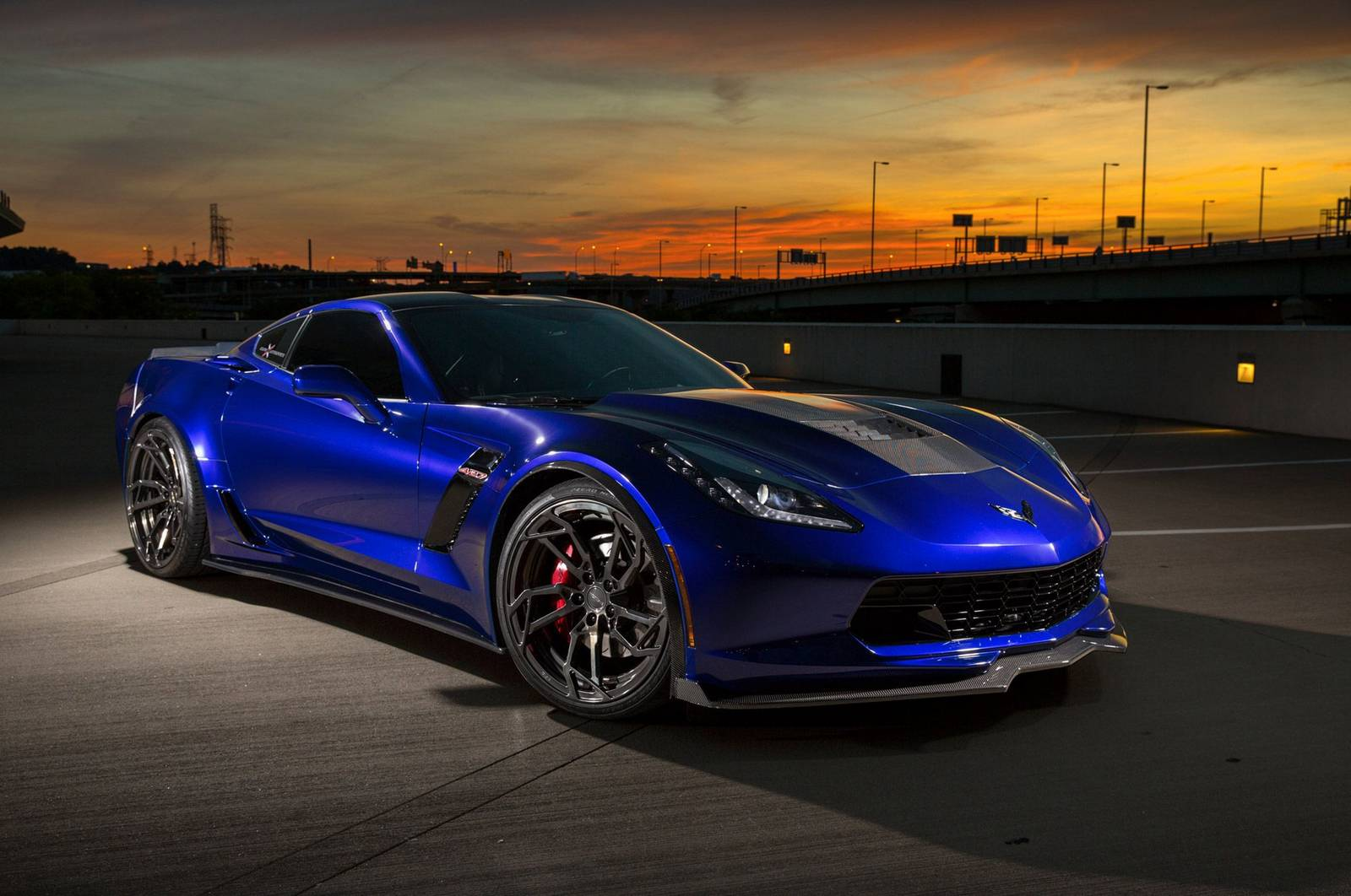 Chevrolet Corvette C7 by Weapon X Motorsports