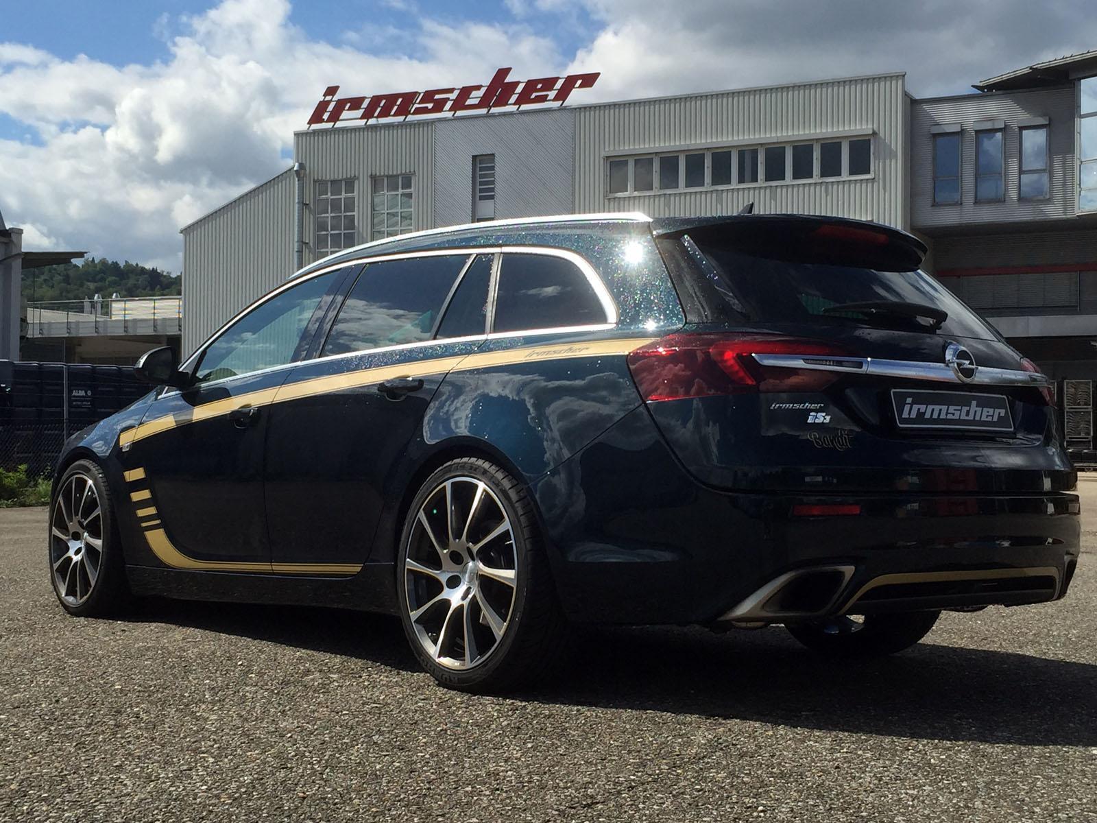 Opel Insignia Opc 2018 >> Opel Insignia OPC Sport Tourer by Irmscher