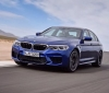 The official pictures of the new BMW M5, were leaked (1)