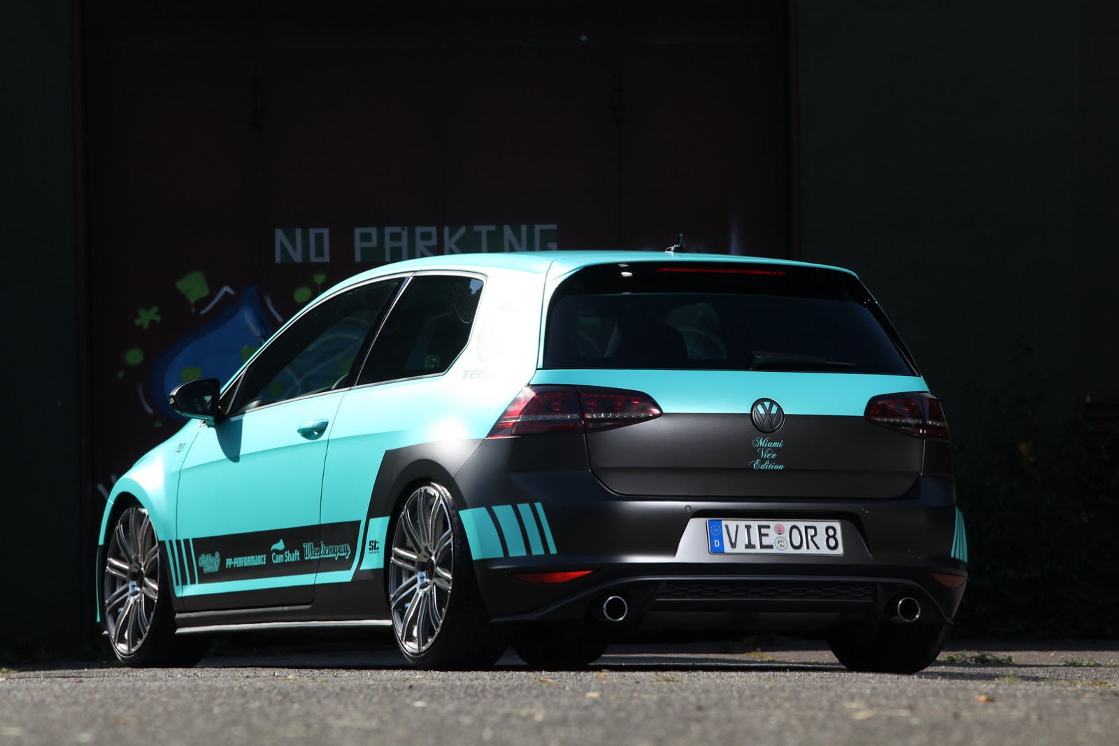 Volkswagen Golf Gti Mk7 By Cam Shaft