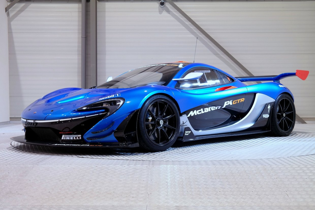 1000 Hp Gtr >> Street legal McLaren P1 GTR for sale