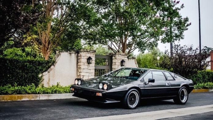 A gorgeous 1978 Lotus Esprit S1 is up for sale