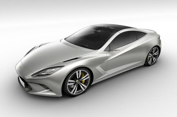Old Concept Cars Lotus Elite