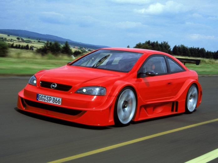 Opel Astra X-Treme