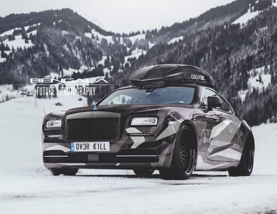 Jon Olsson S Rolls Royce Wraith
