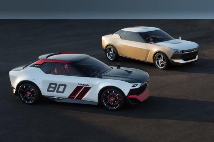 Nissan is still thinking of the IDx